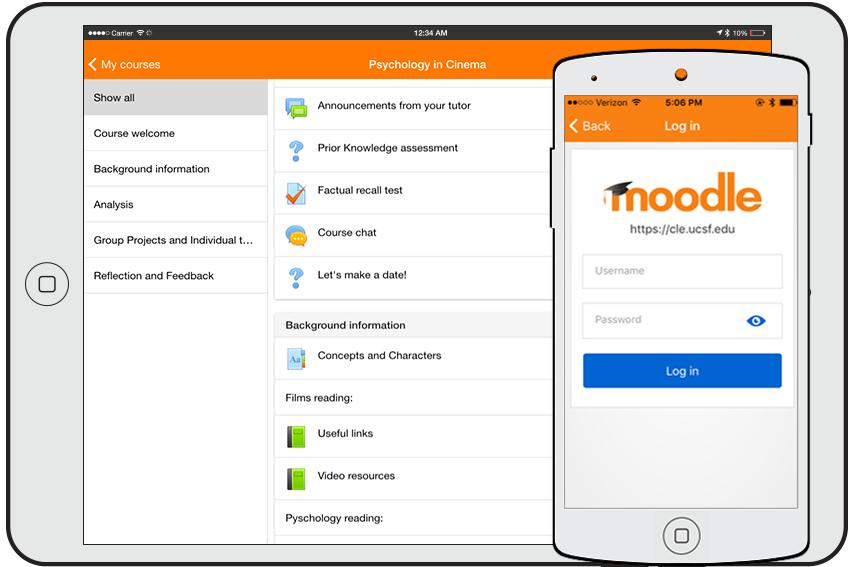 moodle app